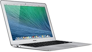 "Apple MacBook Air 11"" Plata Portátil 29,5 cm (11.6"") 1366 x 768 Pixeles 1,4 GHz Intel Core i5 - Ordenador portátil (Intel ..."