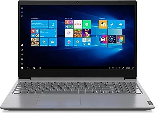 Lenovo (15,6 Zoll FullHD matt) Notebook (Intel Core i5-1035G1 QuadCore, 8GB RAM, 512GB M.2 SSD, Intel UHD Grafik, WLAN, Bluetooth, HDMI, USB 3.0, Windows 10 Home) Grau