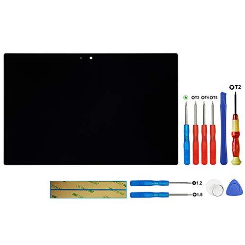 swark - Display LCD compatibile con Sony Xperia Tablet Z SGP321, SO-03E, SGP351 (nero senza cornice), touch screen di ricambio + strumenti