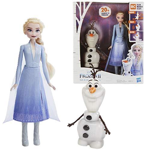 Frozen Disney Die Eiskönigin II Elsa und Olaf Magischer Spielspaß E5508EU4
