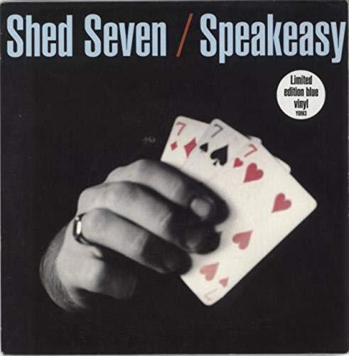 Speakeasy - Blue Vinyl