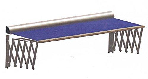 Rodisa - Tendal extensible c/toldo 1 m.