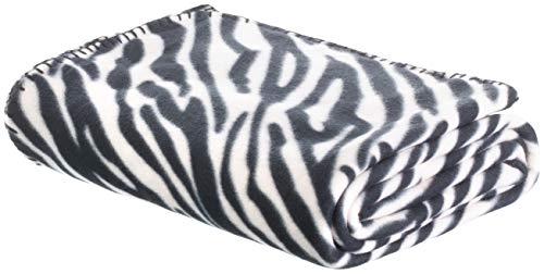 Brandsseller Couverture polaire motif chats sauvages 130 x 170 cm (motif 2, 130 x 170 cm)