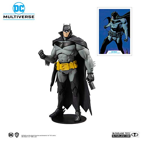 DC Batman Figure - White Knight Batman