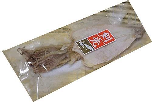 特大肉厚 タイ産 やわらか剣先するめ 2枚入り (1袋)