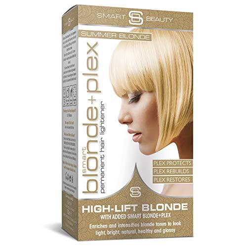 Sommerblondes Haarfärbemittel   100% vegane Rezeptur, ohne Tierversuche   Mit Smart Plex Technologie gegen Haarbruch zum Schutz und zur Kräftigung des Haares während...