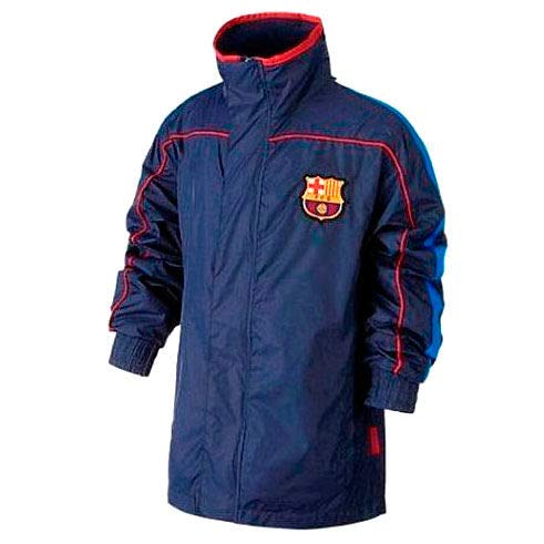 F.C Barcelona Junior waterdichte jas
