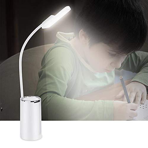 HCCX Luz nocturna LED USB ABS Material de la batería 2000 Ma-tecnología de luz suave, protección de los ojos, adecuado para dormitorio, sala de estar, dormitorio, oficina.