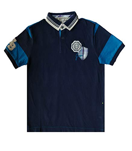 BOSS Hugo 50231905 GR-PARTINO - Camiseta de manga corta para hombre