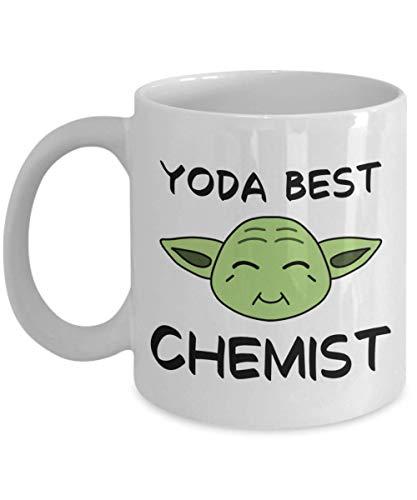Yoda Best Chemist Mug