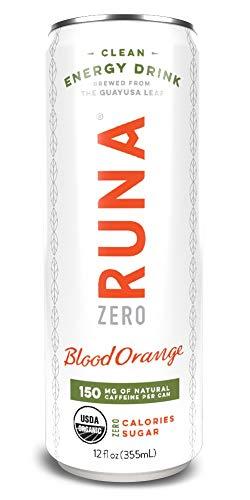 Runa Bev Enrgy Guay Blood Orng 12 FO