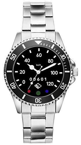 KIESENBERG Uhr - Geschenke für Trabant Fan Tacho 20759