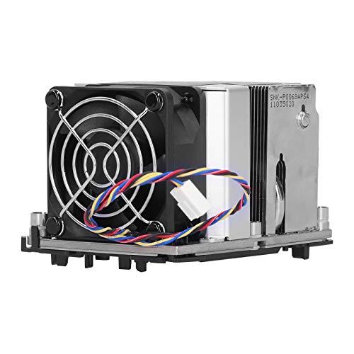 Oreilet Disipador de Calor de CPU, disipador de Calor Conveniente para procesador escalable para LGA 3647-0