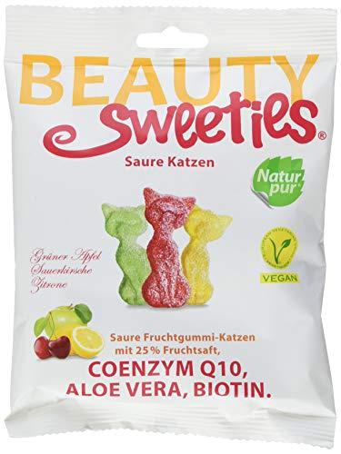 BeautySweeties Saure Katzen, 125 g