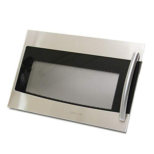 Samsung DE94-02521F Microwave Door Assembly Genuine Original Equipment Manufacturer (OEM) Part