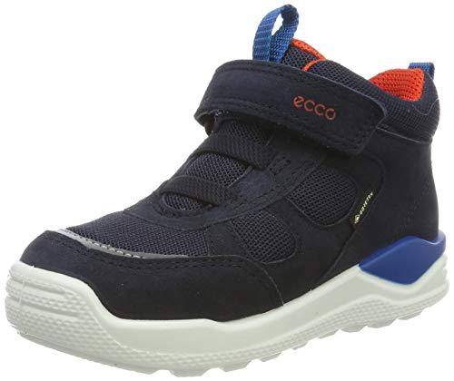 ECCO Unisex Baby URBAN Mini Sneaker, Blau (Night Sky 1303), 21 EU