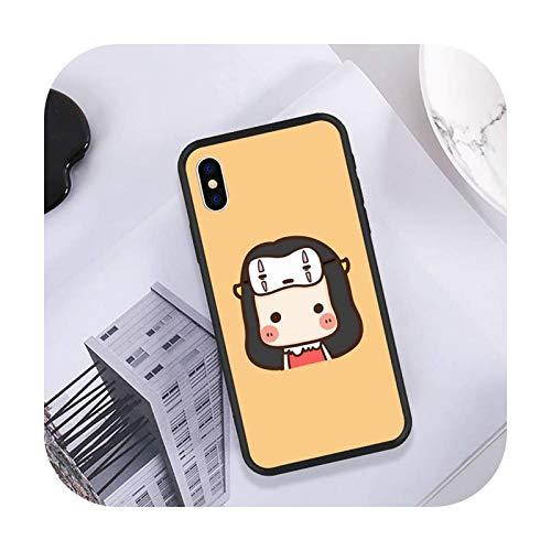 Suhoo Schutzhülle für iPhone 11 12 Pro XS MAX 8 7 6 6S Plus X 5 5S SE XR 12mini weiche TPU-Hülle A3 für iPhone 12 Pro