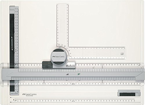 Faber-Castell 171243 - Drawing Board A3 TK-SYSTEM PLUS,...