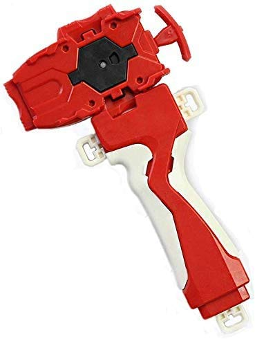 CLeternal Bey Burst String Launcher and Grip, Metal Fusion Burst Starter String Launcher, Strong BeyLauncher Spining Top Toys Accessories