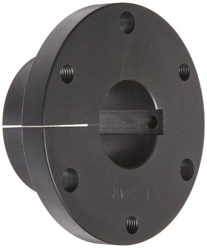 Martin E 50MM Quick Disconnect Bushing, Class 30 Gray Cast Iron, Metric, 50 mm Bore, 97.38 mm OD, 66.67 mm Length
