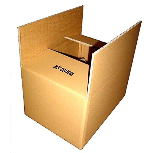 100サイズ ダブルダンボールケース9W×1枚 360mm×270mm×260mm 7mm厚 海外発送や重梱包に最適です