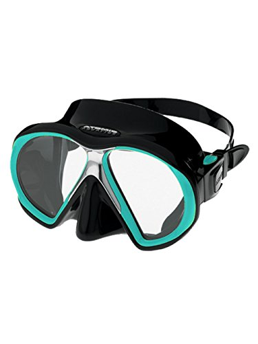 Atomic Aquatics subchasis máscara, Regular Fit