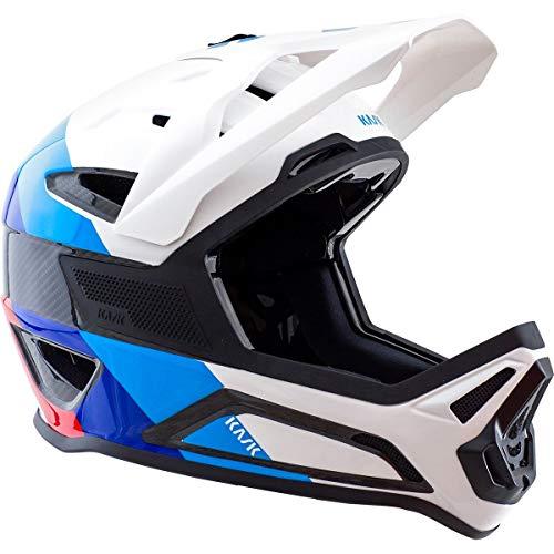Kask Defender Fahrradhelm, blau