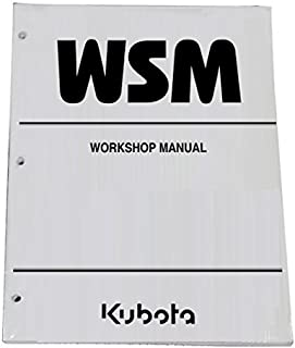 Kubota KX057-4, U55, U55-4 Excavator Workshop Repair Service Manual - Part Number # RY911-20510