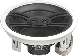 """Yamaha NS-IW280CWH 6.5"""" 3-Way In-Ceiling Speaker System (White, Pair)"""