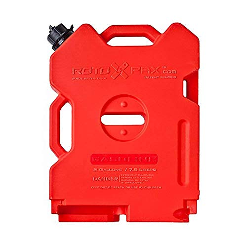 [RotopaX 正規品] ロトパックス RX-2G ガソリンパック 2ガロン(約7.6リットル)容量