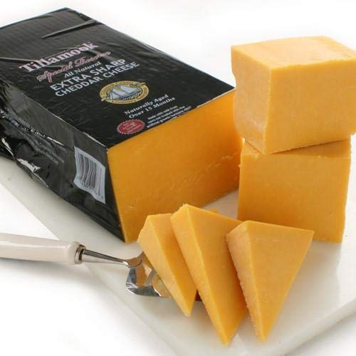 igourmet Tillamook Special Reserve Extra Sharp Cheddar (7.5 ounce)