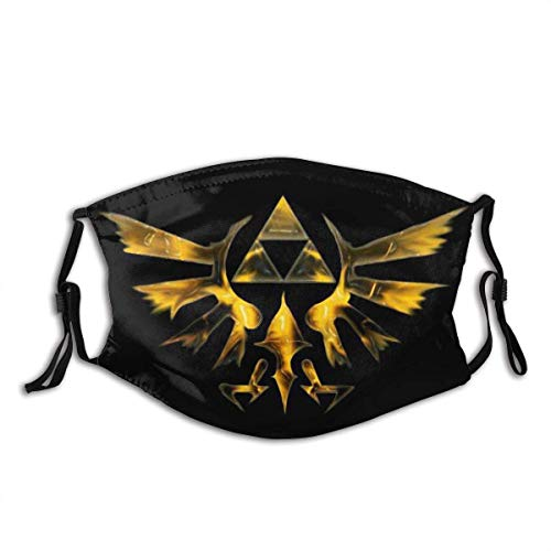 Mundschutz The Legend of Zelda Wind Waker Hd Mouth Cover Face Cover Headscarf Outdoor Seamless Reusable Mouth Scarf
