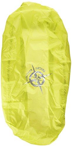 COLUMBUS Funda de Lluvia 20-45l Schlafsack, Gelb Neon, 20-45 Liter