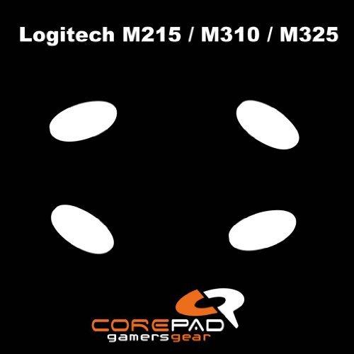 Corepad Mausfüße Skatez Pro 67 Logitech M215 - Logitech M310 - Logitech M325 - Logitech MK520