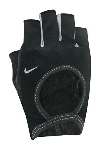 Nike Fit Essential Guanti da Allenamento, Unisex, Black/Anthracite, S