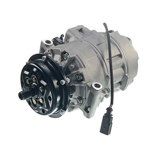 Kompressor Klimaanlage für Multivan V Phaeton Touareg Transporter 2.5L 4.9L 2002-2010 7H0820805C