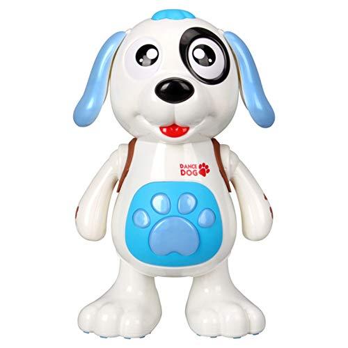 Juguetes eléctricos para perros que bailan con música, juguete educativo e interactivo...