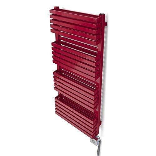 Radiatore da bagno Quadrus Bold, radiatore di design, disponibile in diverse taglie, prezioso, porta asciugamani, asciugamano Dryers, 1185h x 600b