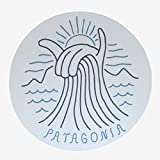 patagonia(パタゴニア) ステッカー シャカ ウェーブ 波 サーフ SHAKA WAVE
