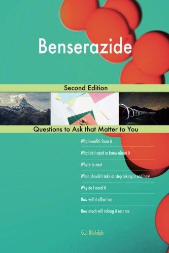 Benserazide; Second Edition