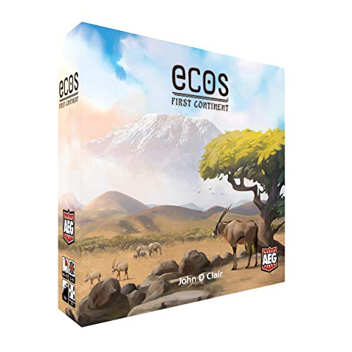 Alderac Entertainment ALD07062 - Ecos: The First Continent