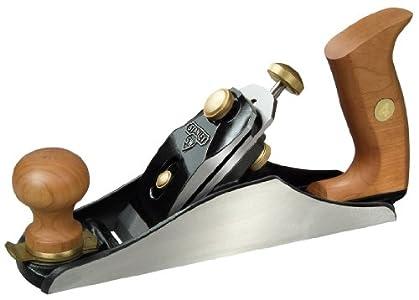 STANLEY 1-12-136 - Cepillo manual premium de banco numero 4