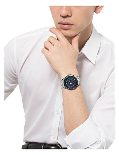 『[カシオ] 腕時計 オシアナス GPSハイブリッド電波ソーラー Limited Edition OCW-G1100-1A2JF シルバー』の4枚目の画像
