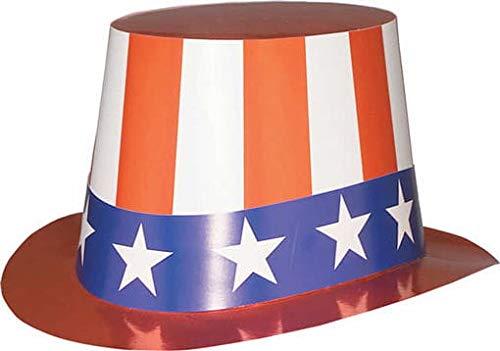 Horror-Shop Stars & Stripes Hat