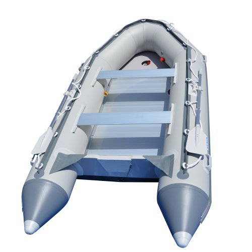 BRIS 12.5 ft Inflatable Boat Inflatable Fish Hunter & Person Inflatable Raft...