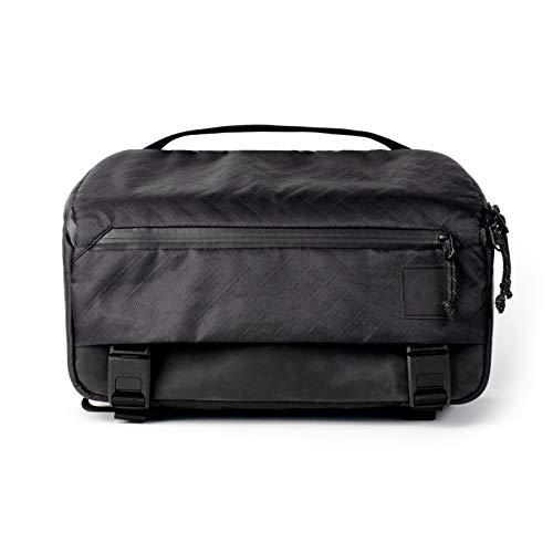 Moment 10L Camera Sling Bag - Adjustable Straps, Magnetic Clips, Weatherproof