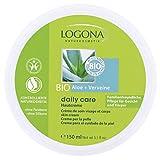 Logona 2104 - Crema hidratante Aloe-Bio y Verbena 100ml, Logona