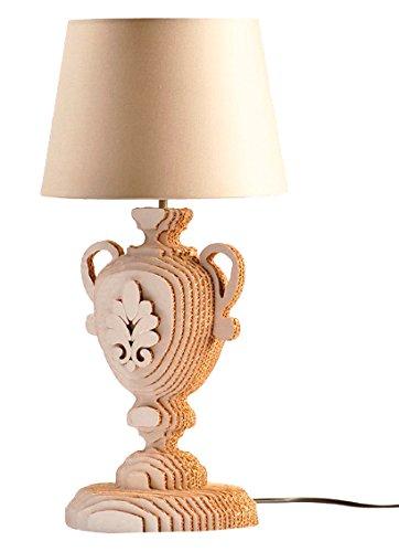 Mister Karton Provence vloerlamp, kraft, 24 x 39 cm