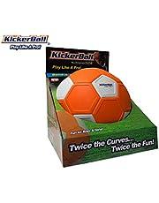 كرة القدم كيكربول - لعبة كرة القدم المنحنية والسويف - Kick Like The Pros، هدية رائعة للأولاد والبنات - مثالية للمباريات أو اللعب في الأماكن المغلقة أو الهواء الطلق، أحضر كأس العالم إلى الفناء الخلفي