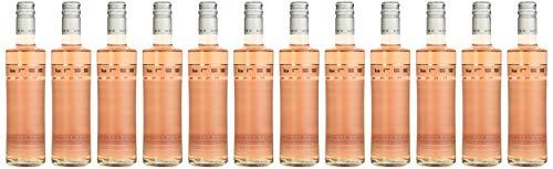 Bree Pinot Noir Rosé Qualitätswein, 12er Pack (12 x 250 ml)